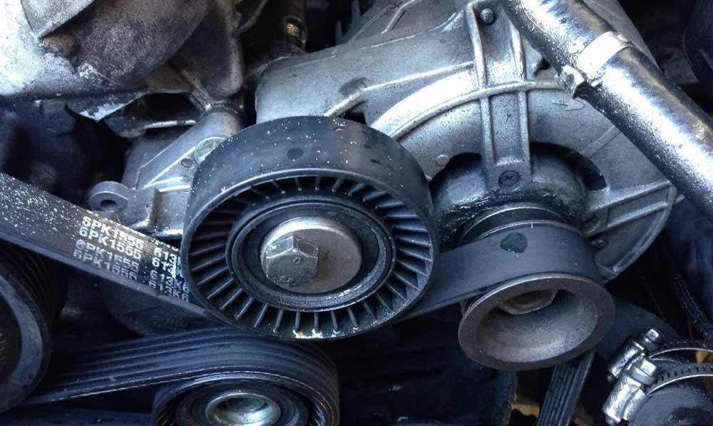 BMW generator replacement