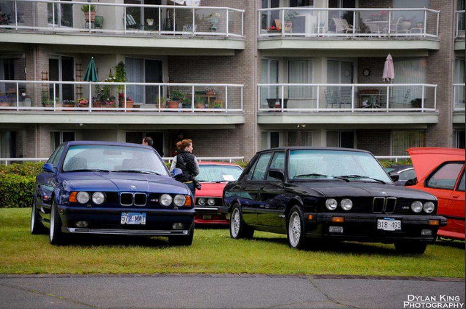 История и характеристики BMW 5 серии в кузове E34