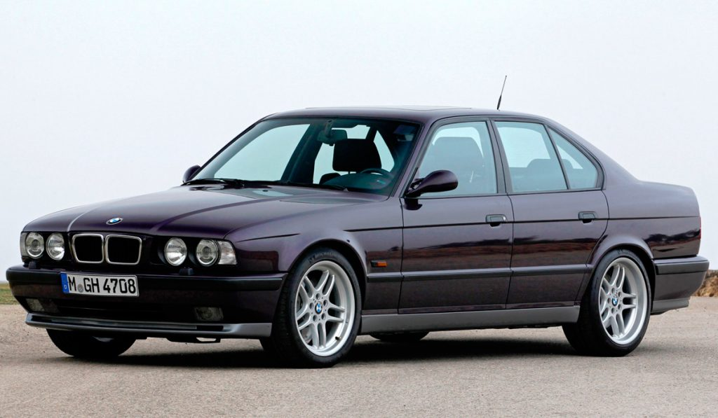 BMW М5 Е34